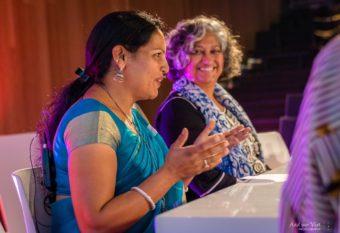 Durga's extraordinary journey to the Netherlands
