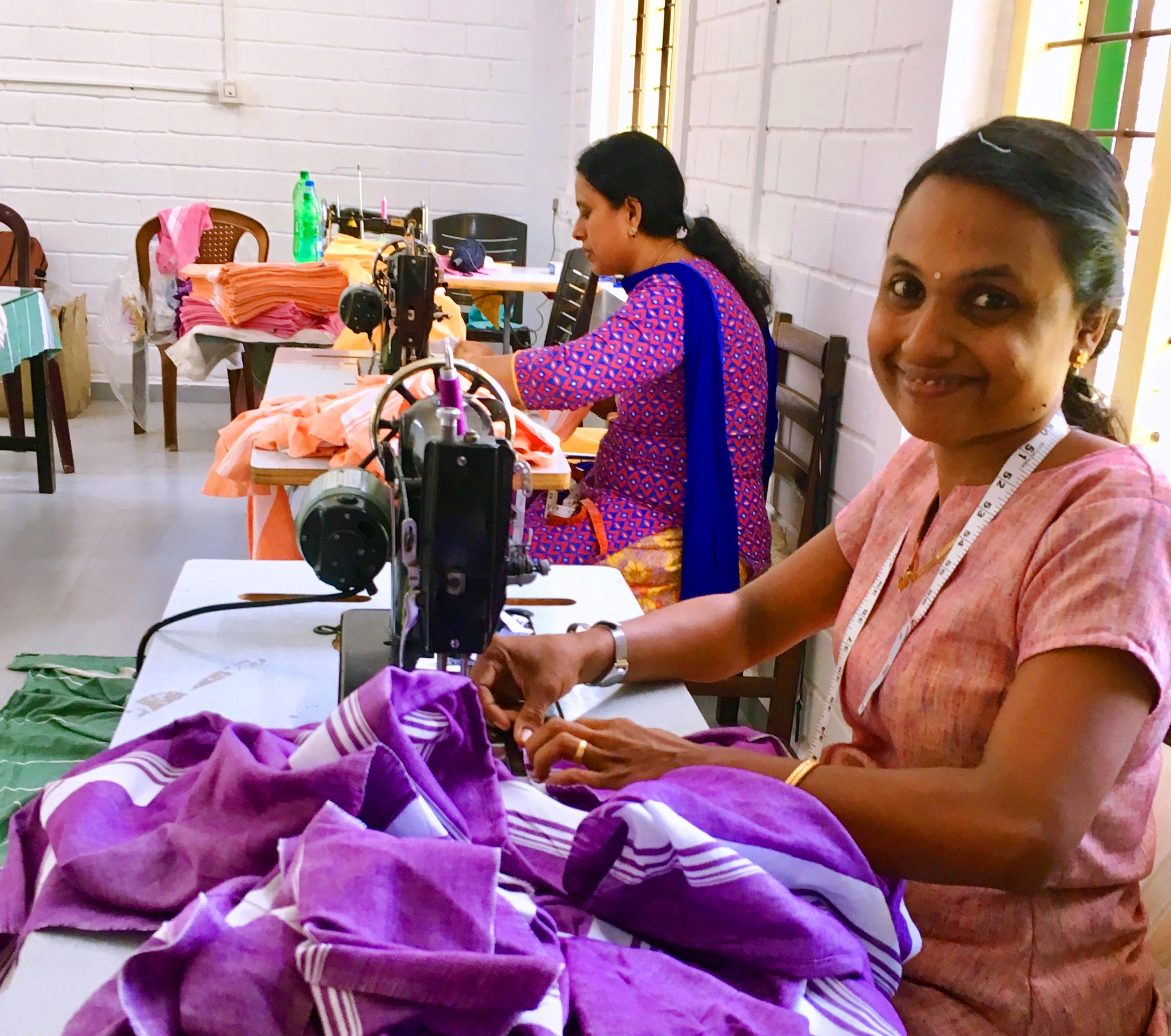Saritha dreams big for her children's future
