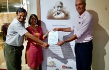 New partnership: The Spirit of Rang De