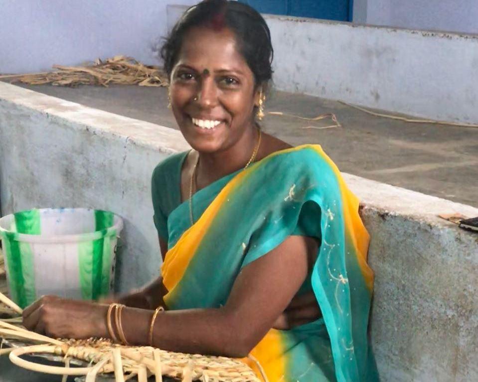 Murgashwari's income brings joy, education and improves life