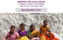 Breaking the Glass Ceiling: Investing in Women Led Enterprises