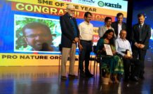 Pro Nature Organic Foods awarded SME of the year 2018