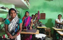 Jute Artisans Guild Association brings employment and solution to plastics