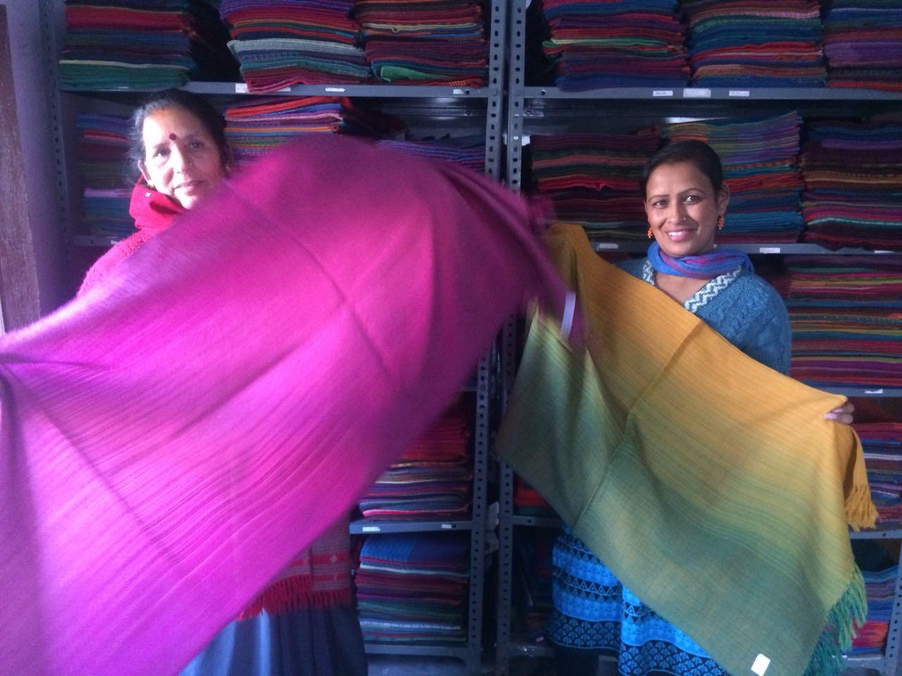 Independent women in Kumaun hills