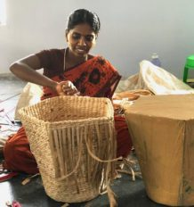 Braiding Cultures; Swiss design and Indian craftsmanship