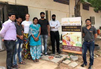 Improving supply chain at Safe Harvest