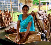 Income changes life of Junumani and her family in Assam