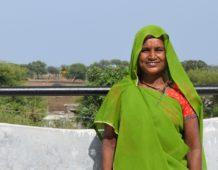 Kesar Bai loves learning and developing
