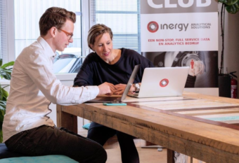 New partner Inergy knows power of sharing knowledge