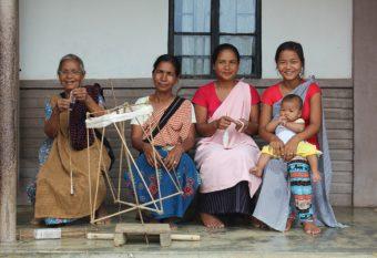 Fabric Plus: Taking Eri silk to the World