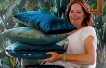 Imbarro Home & Fashion brings colors to rural women