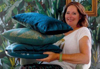 Imbarro Home & Fashion brings colors to rural women