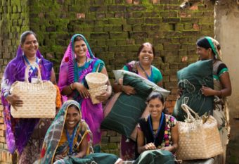Latest result: 253,200 jobs for women in rural India