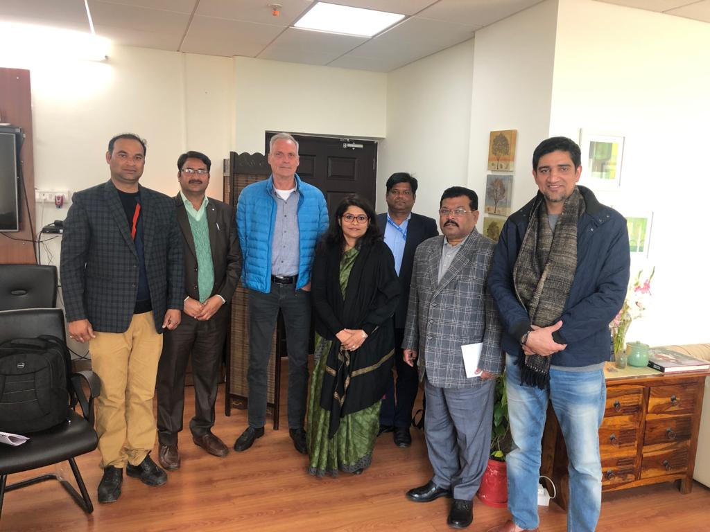 Women on Wings explores partnership with IFAD and government of Uttarakhand