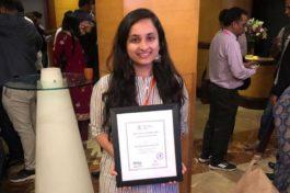 Tisser awarded in Maharashtra Startup Week 2019