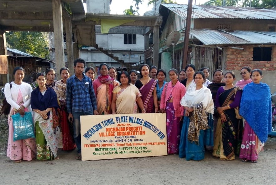 Income generating program successfully concluded in Assam
