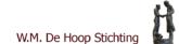 W.M. De Hoop Stichting