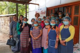 Meira Foods puts Manipur on the map