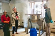 Improving production flow to create more livelihoods