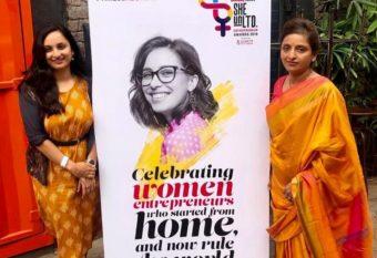 Megha Phansalkar wins Times She UnLTD Entrepreneur Awards