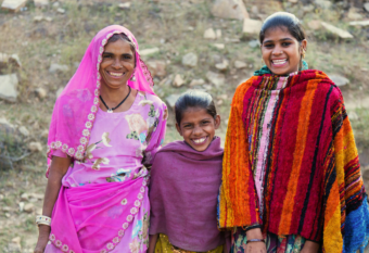 Latest result: 266,400 jobs for women in rural India