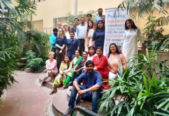 Successful CEO Summit for Women on Wings partners