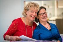 Turning points in life co-founder Maria van der Heijden