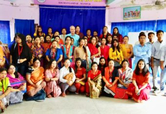 Boosting sales from Manipur's fruits and veggies