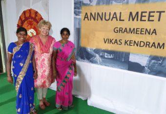 Fallen oranges impact lives of Lakshmi and Anjanama