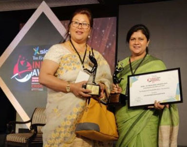 Two women entrepreneurs awarded
