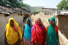 Latest result: 278,000 jobs for women in rural India