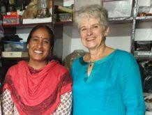 Knitting gives Manju joy and financial freedom