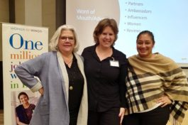 Experts share knowledge with social entrepreneurs