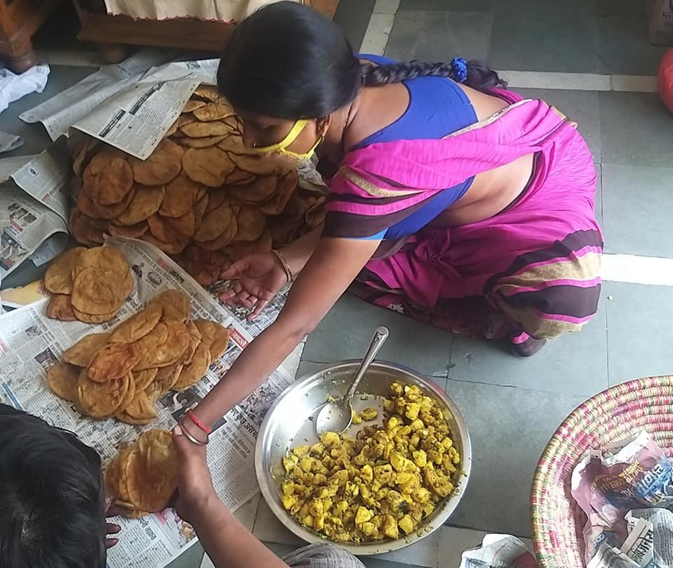 Jute for Life turns Food for Life