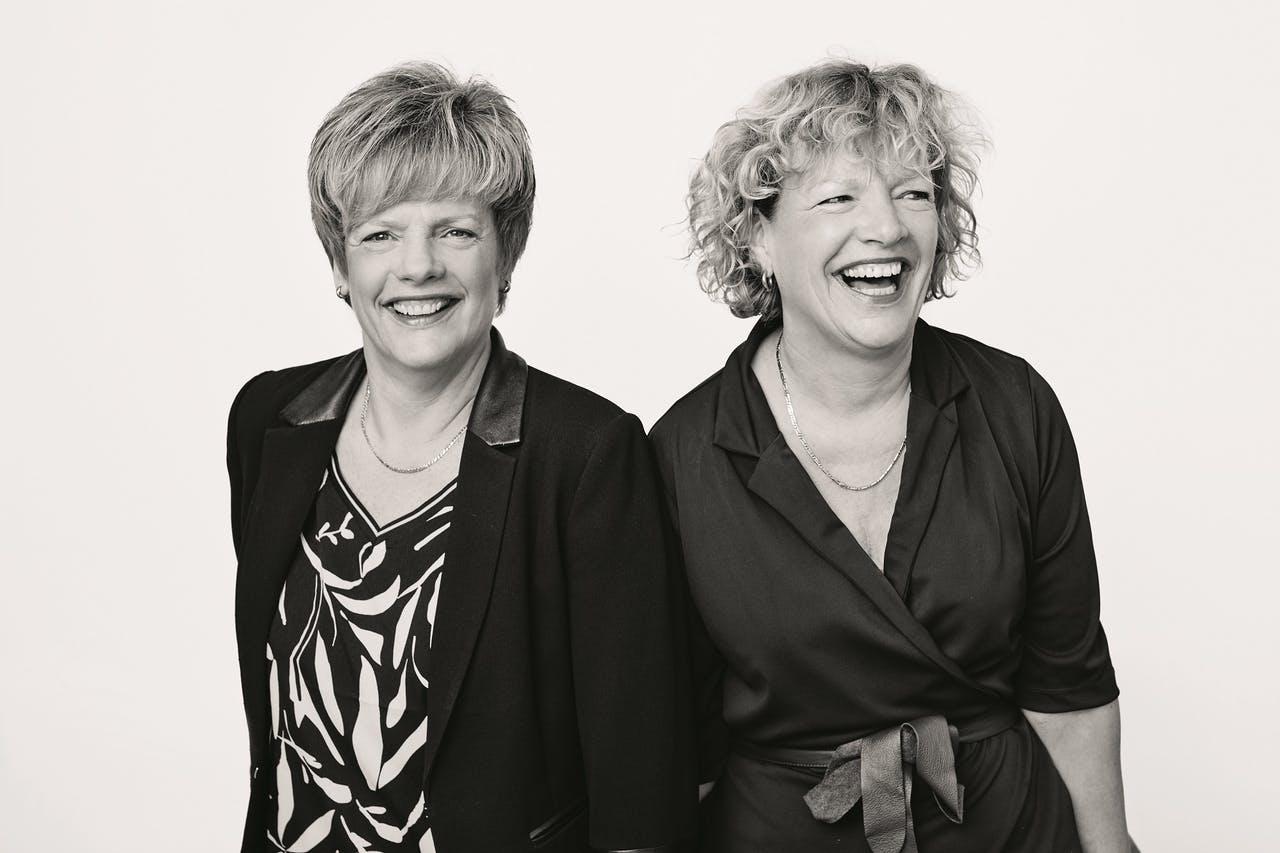 Madeleine Groenhof proud of her sister Maria van der Heijden