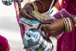 Latest result: 284,800 jobs for women in rural India