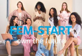 Co-founder Ellen Tacoma mentor at FEM-START