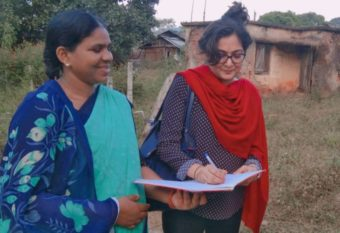 Chandrika Naik – a story of grit and determination