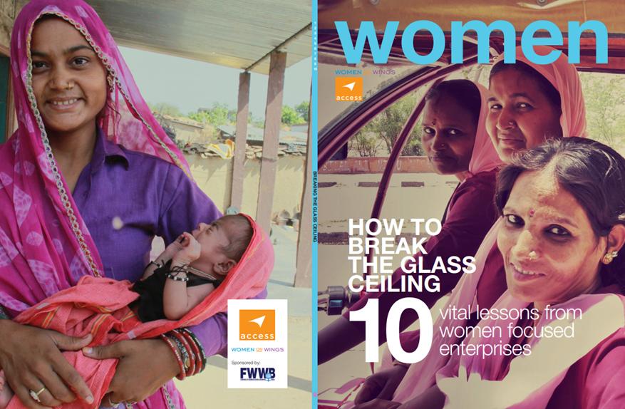 Magazine celebrates social entrepreneurs
