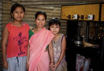 The inspiring story of micro entrepreneur Alpana Das