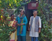 Partner Jabeen selected for MG Motor 'Womentorship' program
