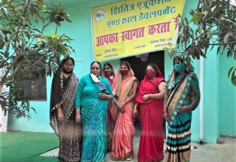 New tailoring unit for rural women