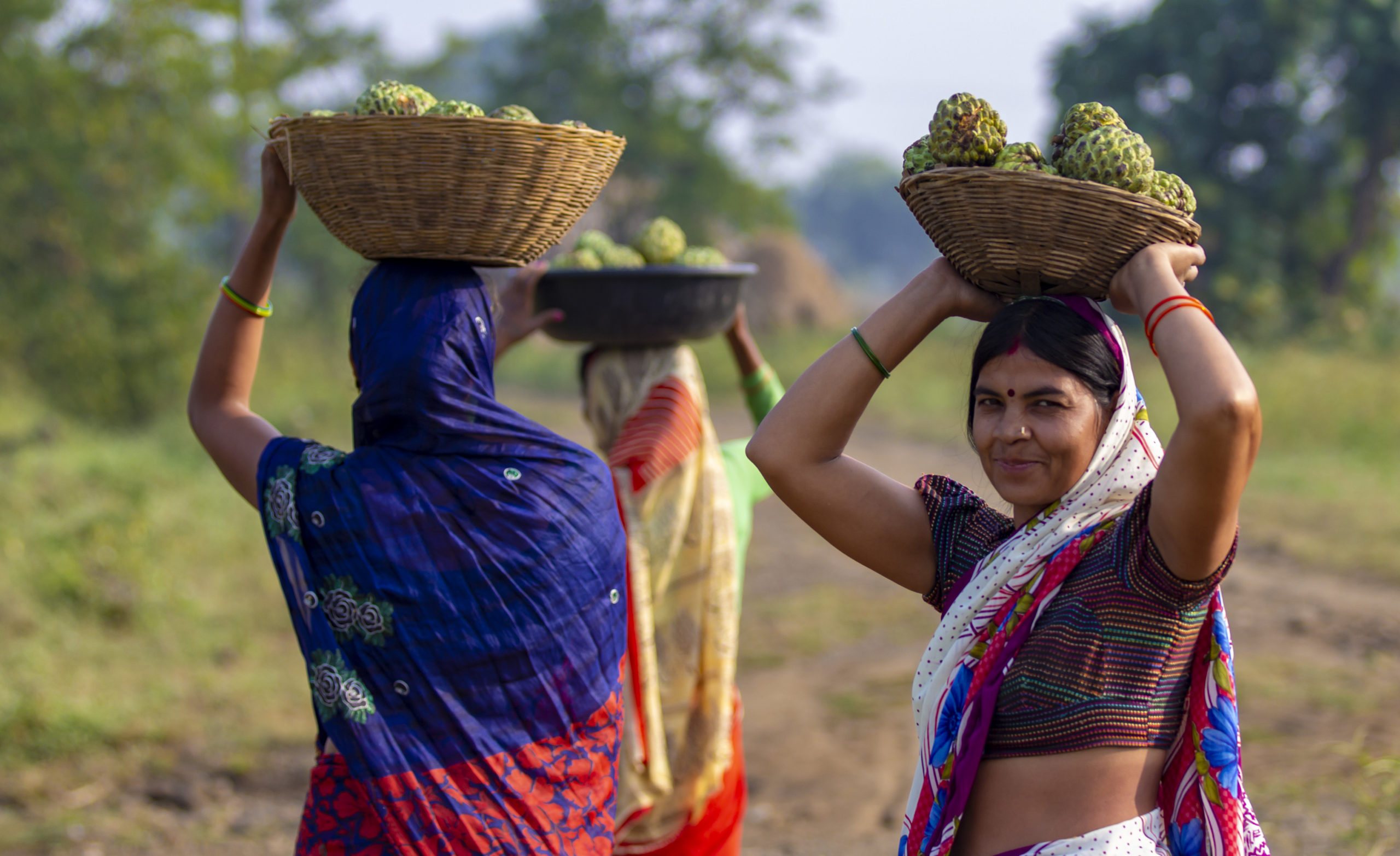 New partner provides income to tribal women