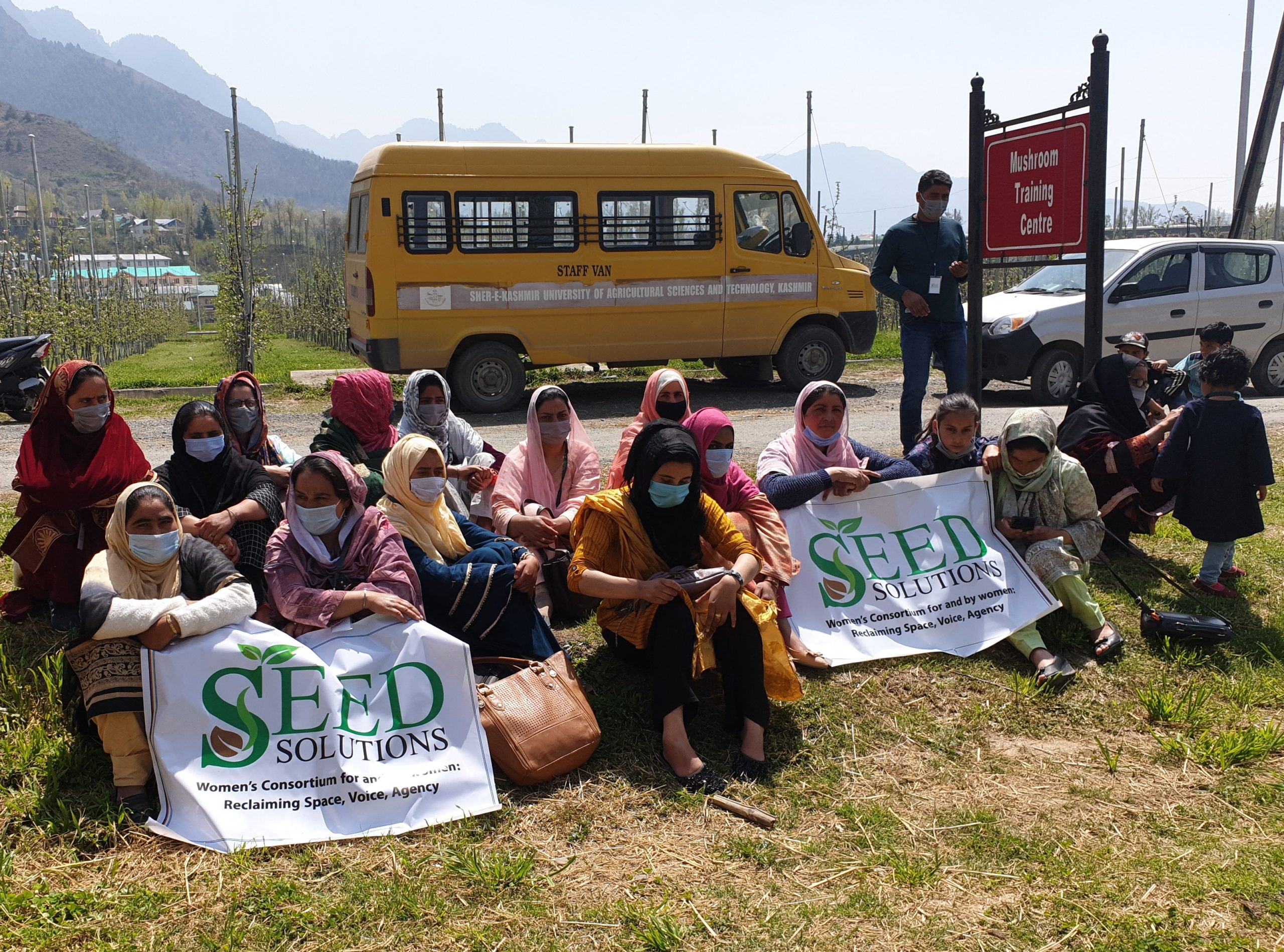 Women's consortium for and by women in J&K
