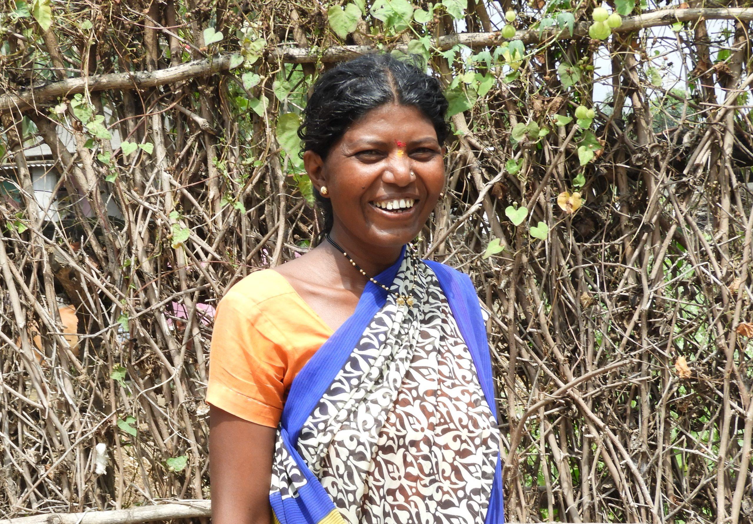 Meet Surekha: female farmer building her land