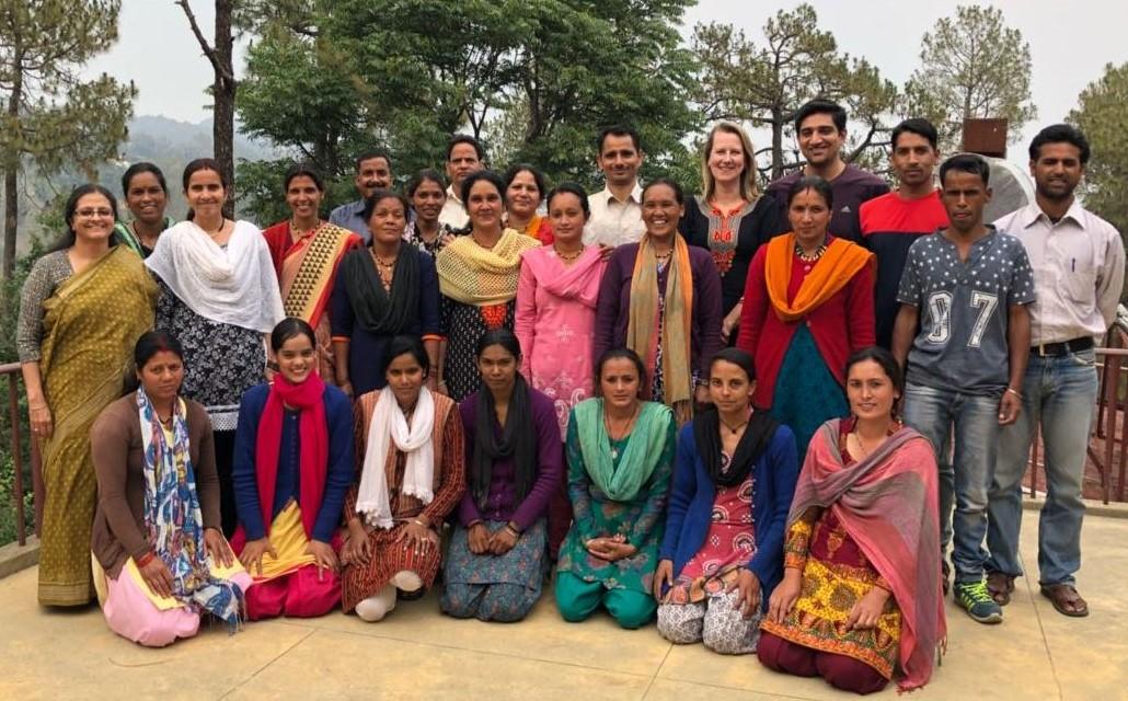 Avani: impacting village people in the Himalayas